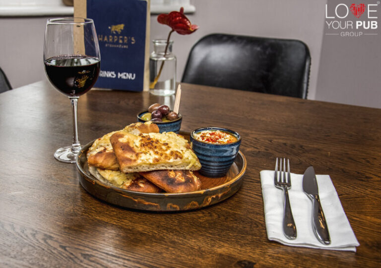 Best Pubs In Haslemere - Harpers Steakhouse Is Perfect For A Catch Up With Friends!