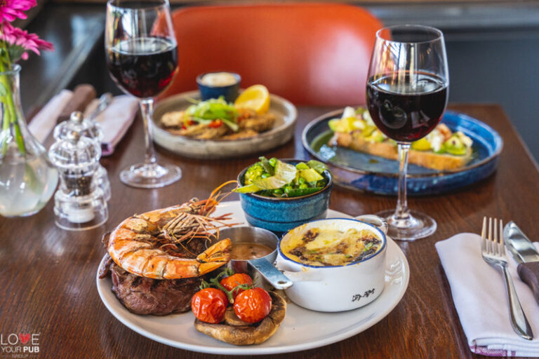 Best Restaurants In Southampton - Enjoy A BBQ Feast At Harpers Steakhouse !
